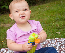 Eco-Friendly Food Pouches for Babies and Kids