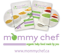 Baby Food Cooking Classes on DVD