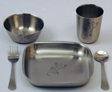 ... Stainless Steel Dishes for Kids & Stainless Steel Dishes for Kids - Just the Facts Baby