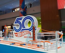Hot Wheels Turns Fifty