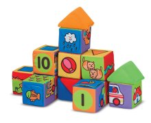 The Best Building Blocks for Baby