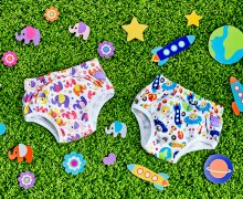Earth-Friendly Potty Wear