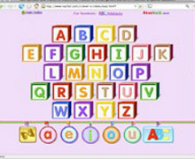 An ABC Computer Game for Babies