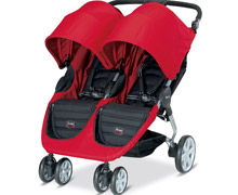New Britax Double Stroller