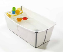 Travel Tub - Just the Facts, Baby
