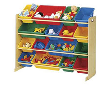 Handy Toy Organizer