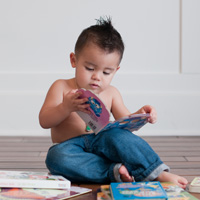 Why Reading To your Baby is Important